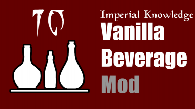 Imperial Knowledge Vanilla Beverage Mod