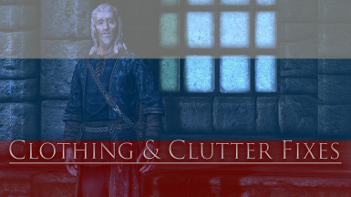 Clothing and Clutter Fixes - Russian
