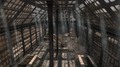 Greenhouse - Destroyed