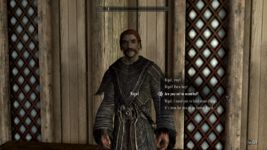 Nigel Thornberry Follower in Skyrim