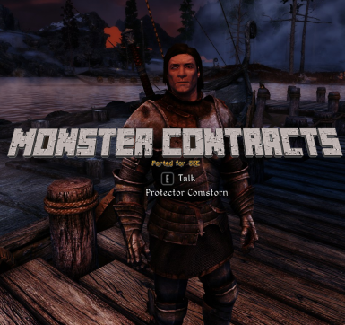 Monster Contracts SSE