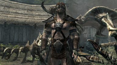 Ancient Nord Light Armour