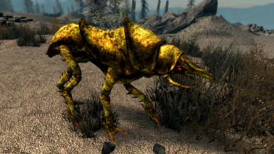 Nix-Hounds - Mihail Monsters and Animals (mihail oldrim mod)