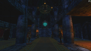 Manor Of The Revenant Lord LE version  (New world and massive Dark Fantasy Forest)