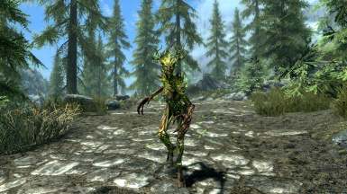 Buzz Off - replacer for Spriggan default ambient SFX