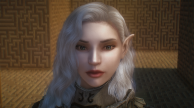 Frozen in Time (Quest Mod) - Definitely Not Another Snow Elf Waifu Mod (Skyrim LE backport)