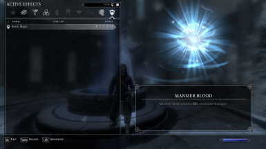 Breton Passive Ability - Manmer Blood