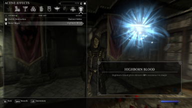 High Elf Passive Ability - Highborn Blood