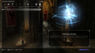 Imperial Passive Ability - Imperial Blood