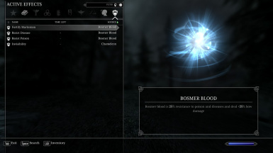 Wood Elf Passive Ability - Bosmer Blood