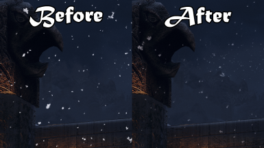 Bright Snow Fix for ENB