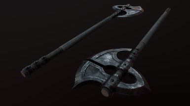 Remiros' Hrothmund's Axe HD