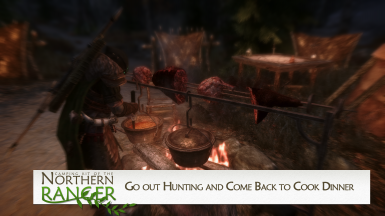 Go Hunting and Cook Dinner