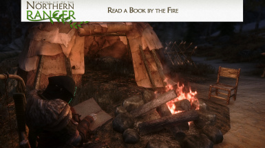 Read a Book By the Fire