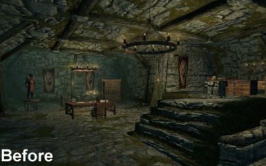 Dawnstar Sanctuary Overhaul At Skyrim Nexus Mods And Community
