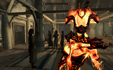 Cinder the Flame Dancer 1