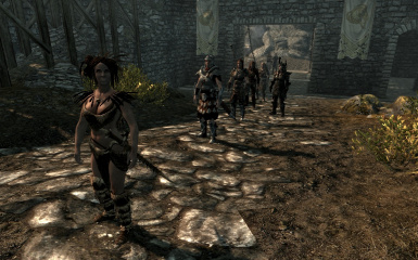 Followers Unlimited at Skyrim Nexus - mods and community