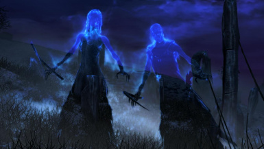 Mourning Souls- Mihail Monsters and Animals (mihail oldrim mod)