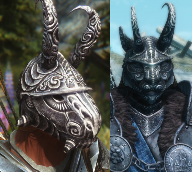 Masque of Clavicus Vile for Argonian and Khajiit
