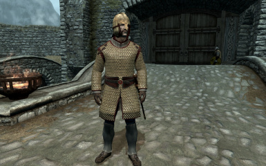New Scale Armor Texture