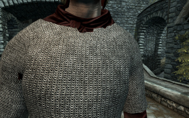 New Riveted Chainmail Texture