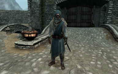 New Mage Robes