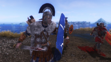 Centurion of the XXXth Legio