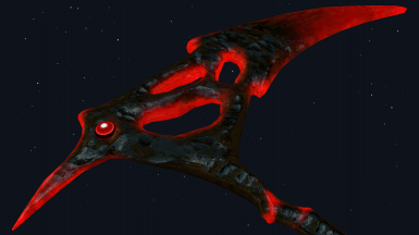 Kanjs - The Watcher Series - Scythe and Sickle - 1k - 2k- 4k - Daedric Replacer - Standalone - Particle Lights ENB