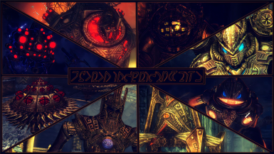 Dwarven Automatons Pack- Mihail Monsters and Animals (mihail oldrim mod)