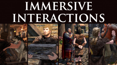 Immersive Interactions - Animated Actions LE