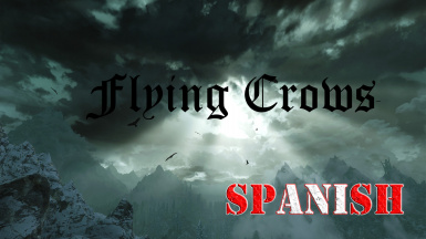 Flying Crows - Spanish