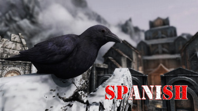 Crows- Mihail Monsters and Animals - Spanish