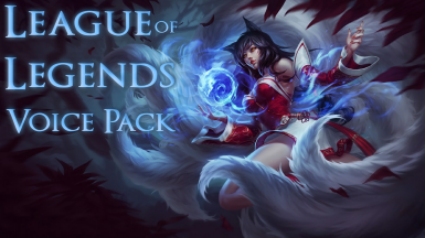 League of Legend - Pc Head Tracking and Voice Type Mega Pack - 41 Voices