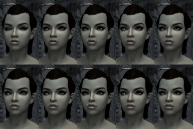 Orc - Nose options