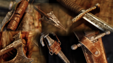 ElSopa - Iron Weapons Redone
