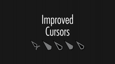 Cursors for righties