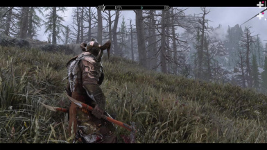 Dual Wield Axe Idle Replacer