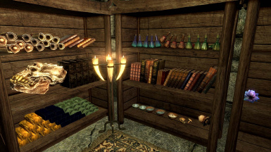 Unlimited Bookshelves At Skyrim Nexus