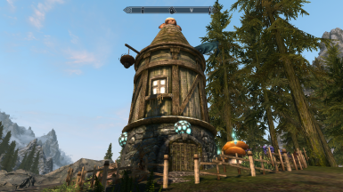 The Witchy Witch Tower