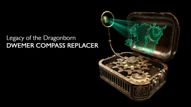 Legacy of the Dragonborn - Dwemer Compass Replacer