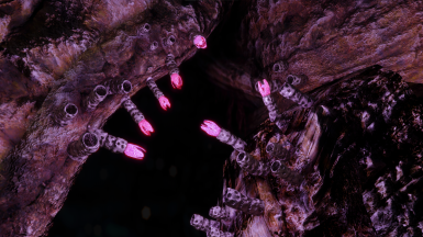 Kanjs - Forgotten Vale Cave Worm - Up to 4k - High Poly Meshes