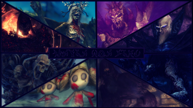 Undead Pack- Mihail Monsters and Animals (LE version)