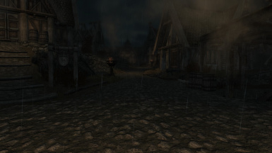 Whiterun with RCRN and ENB for Parallax