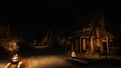 STEP with Project ENB and CoT - Whiterun
