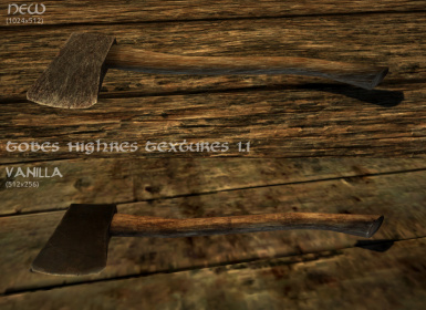 Woodcutter Axe comparison