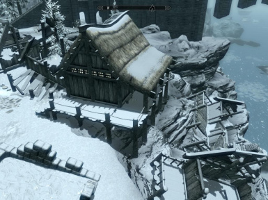 With expanded Winterhold Ruins mod