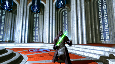 jedi Robes Hooded