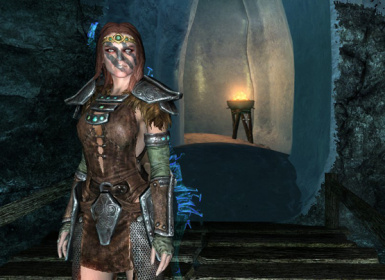 Enhanced Skyrim Followers - Aela the Huntress