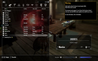 Npc Clothes Changer And Maintainer At Skyrim Nexus Mods And Community