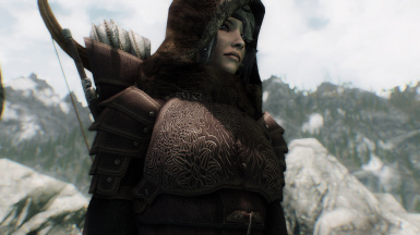 Leather Maiden - Scout Armor